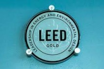 Building D&E Awarded with LEED Gold Certificate